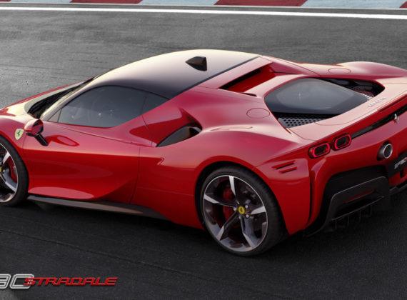 ซูเปอร์คาร์สายพันธุ์ใหม่ Ferrari SF90 Stradale ม้าลำพองที่ทรงพลังที่สุดเท่าที่เคยมีมา