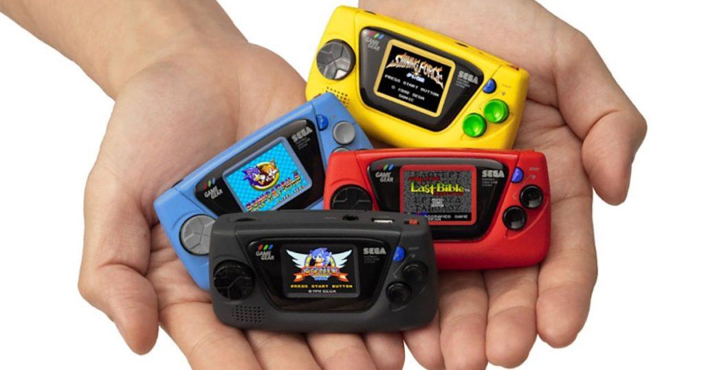 เปิดตัว Game Gear Micro เครื่องเล่นเกมเรโทรแบบพกพาขนาดจิ๋ว