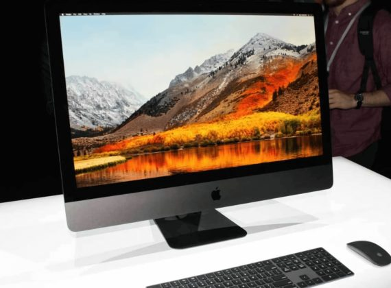 Apple อาจมีการออกแบบ iMac ใหม่อีกครั้ง