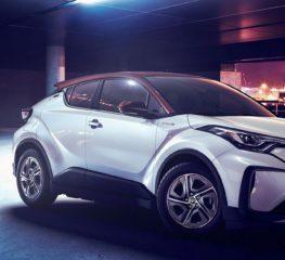 ข่าวดีรถยนต์ไฟฟ้า Toyota CHR EV เปิดตัววางขายที่จีนแล้ว