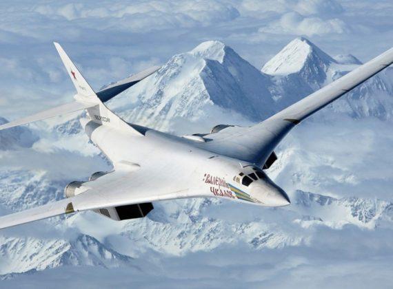 """เก่าแต่เก๋า Tu-160 Bomber ฉายา """"หงส์ขาว"""" เครื่องบินทิ้งระเบิดรัสเซีย มรดกจากสงครามเย็นที่ถือว่าเป็นเครื่องบินทิ้งระเบิดที่ดีที่สุดในโลก"""