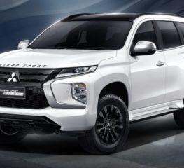 รถยนต์ 2020 Mitsubishi Pajero Sport Elite Edition ที่หลายคนรอคอยเปิดตัวและพร้อมจำหน่ายในไทยแล้ว