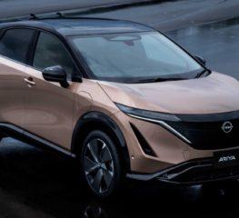 เปิดตัวแล้ว Nissan Ariya รถยนต์ครอสโอเวอร์ตัวแรกของค่ายพร้อมออกสู่ตลาดในปี 2021