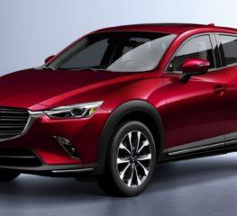 เปิดตัว New Mazda CX-3 รถยนต์อเนกประสงค์ไซส์เล็กสำหรับหนุ่มโสด เคาะราคาเริ่มต้นที่ 7.68 แสนบาท