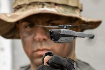 หุ่นยนต์เฮลิคอปเตอร์บินสำรวจจิ๋วขนาดพกพา ใหม่ล่าสุดจากกองทัพสหรัฐ