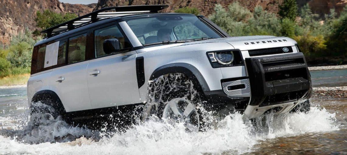 รถยนต์อเนกประสงค์ All-New Land Rover Defender รุ่นใหม่ เอาใจขาลุย เปิดตัวในไทยแล้ว เคาะราคาเริ่มต้น 5.4 ล้านบาท