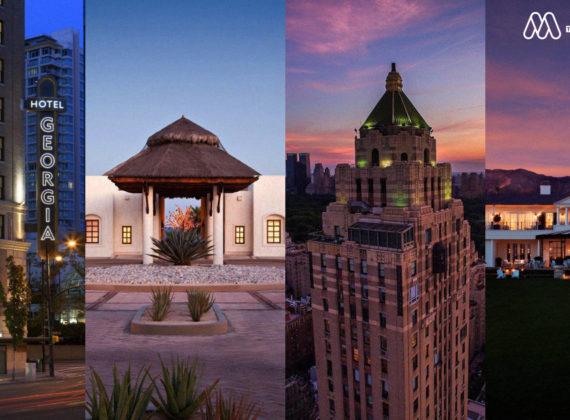 Rosewood Hotels & Resorts ได้รับเกียรติจากรางวัล Worlds Best Awards List ของ Travel + Leisure ในปี 2020