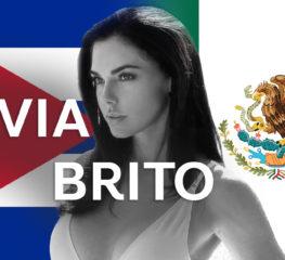 สัมผัสความร้อนฉ่าของ Livia Brito แม่สาวคิวบา-เม็กซิกันที่ฮอตสุดๆ ในเพลานี้