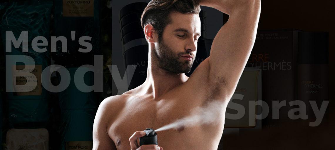 สุดยอดบอดี้สเปรย์สำหรับผู้ชาย ที่ใช้แทนน้ำหอมได้