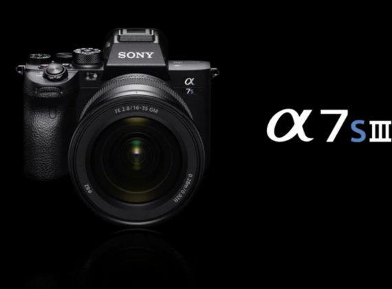 Sony เปิดตัว Sony α7S iii รองรับการถ่ายระดับ 4K 120fps ไม่มีตัด ในราคา 1แสน