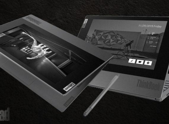 เลอโนโวเปิดตัว ThinkBook Plus เพิ่มประสิทธิภาพการทำงานมัลติทาสก์ให้ธุรกิจยุคดิจิทัล