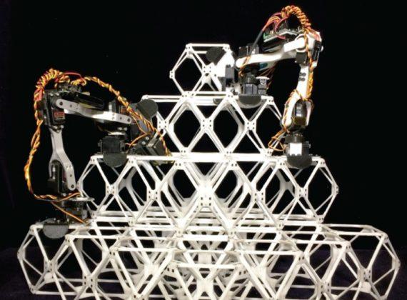 Bill-E นวัตกรรมหุ่นยนต์ที่จะมาปฏิวัติวงการก่อสร้างในอนาคต