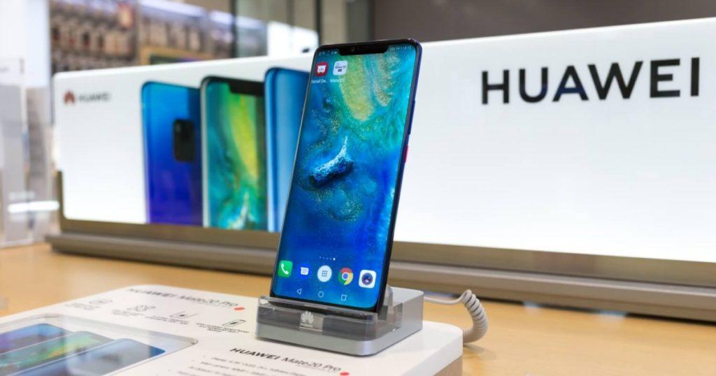 Huawei กลายเป็นเบอร์หนึ่งในเรื่องการส่งออกสมาร์ตโฟนทั่วโลก