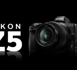 Nikon ส่งกล้อง Full-Frame รุ่นเริ่มต้นมาในรุ่น Z5 ราคาเริ่มต้น 44,000 บาท