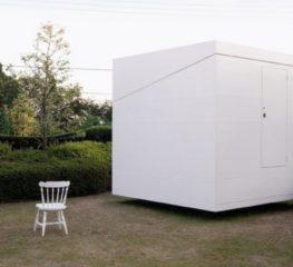 PACO บ้านกล่องแบบมินิมอลซึ่งอยู่ตรงกลางระหว่างสถาปัตยกรรม และเฟอร์นิเจอร์