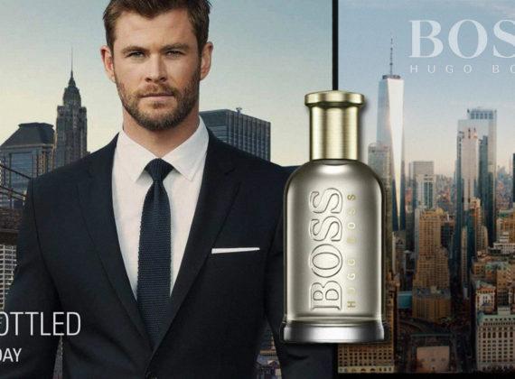 แนะนำ น้ำหอม BOSS Bottled Eau de Parfum