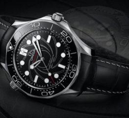 OMEGA นำเสนอ Platinum-Gold สำหรับนาฬิกา James Bond รุ่นใหม่