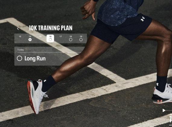 บรรลุเป้าหมายของการวิ่งและการออกกำลังของคุณด้วย  UA HOVR PHANTOM 2