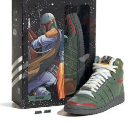 ได้เวลา Boba Fett ลงซีรีย์ Star Wars x Adidas