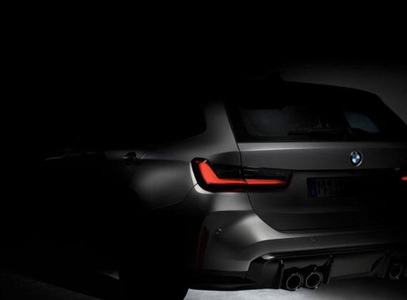 BMW M3 Touring มาแน่นอน เร็ว แรง แบบฉบับพ่อบ้านใจกล้า