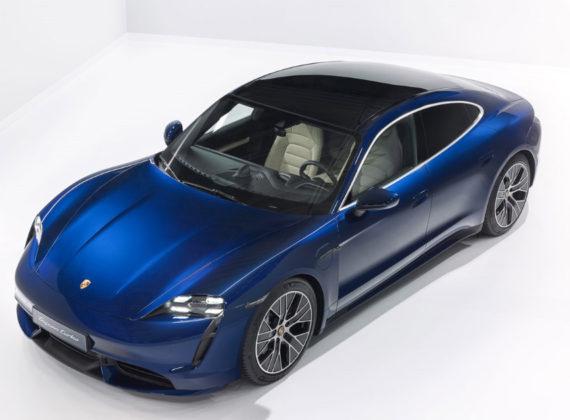 Porsche Taycan 2021 มาพร้อมกับเทคโนโลยีที่มากขึ้น กับความเร็วที่มากขึ้น