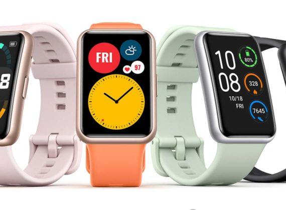 เปิดตัว HUAWEI Watch Fit แก็ดเจ็ตคู่ใจตอบโจทย์ทุกความต้องการ แม่นยำเหนือระดับ ในราคาเพียง 3,499 บาท