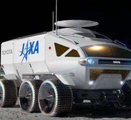Lunar Cruiser รถสำรวจดวงจันทร์จาก Toyota มีแผนเหยียบดาวอังคารปี 2030