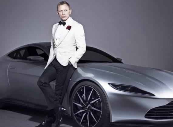 รวมรถ Aston Martin ของสายลับเจ้าเสน่ห์ เจมส์ บอนด์007