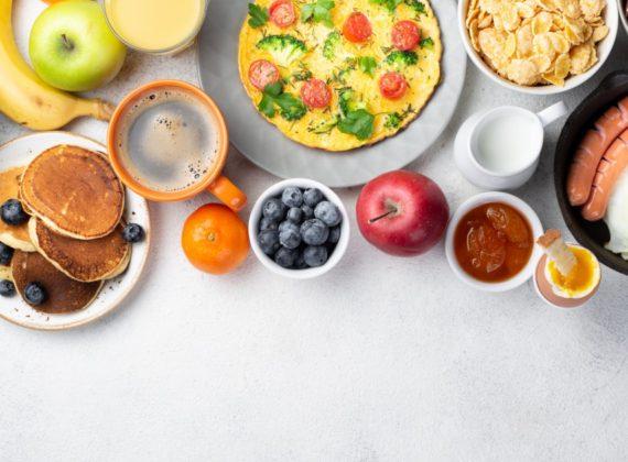 5 วิธีการเลือกอาหารเช้าให้มีประโยชน์ต่อร่างกายของเรามากที่สุด