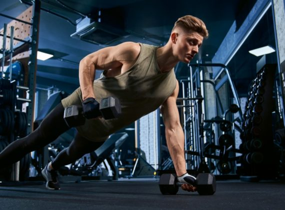 ประโยชน์ 5 ข้อของการออกกำลังกายเสริมสร้างกล้ามเนื้อ