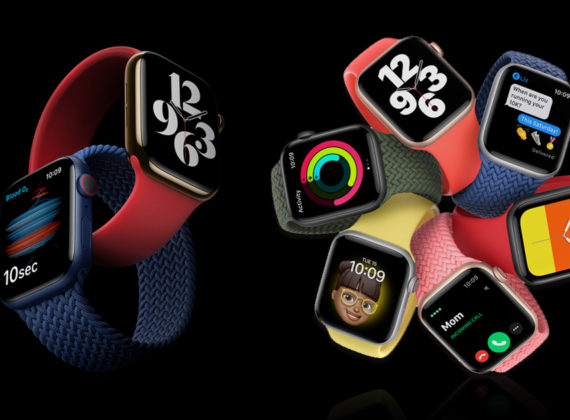 Apple เปิดตัว Apple Watch Series 6 และ Apple Watch SE ราคาเริ่มต้นเพียง 9,400 บาท