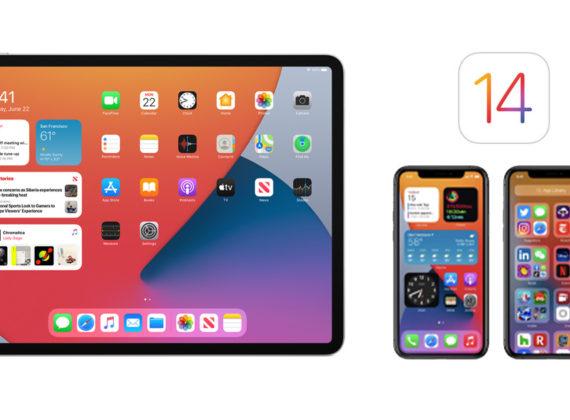 iOS 14 และ iPadOS 14 พร้อมให้ดาวน์โหลด 17 กันยายน 2020 นี้