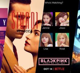 รวมคอนเทนต์เด็ด Netflix ประจำเดือนตุลาคม 2563