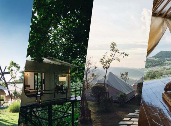 แนะนำ 4 ที่พักแคมป์ปิ้งสุดว้าวในเมืองไทย ให้คุณหลับฝันดีใต้ฟ้าท่ามกลางหมู่ดาว