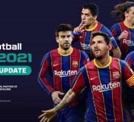 Review eFootball PES 2021 SEASON UPDATE ฤดูกาลใหม่ไฉไลกว่าเดิม