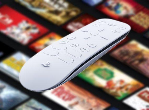 PlayStation 5 อาจจะมาพร้อมรีโมทสำหรับแพลตฟอร์มสตรีมมิ่ง