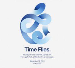 Apple ประกาศจัดงานเปิดตัวสินค้าใหม่วันที่ 15 กันยายน