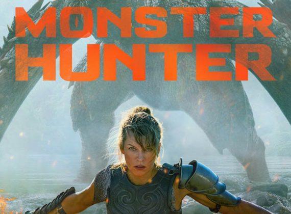 ตัวอย่างภาพยนตร์ Monster Hunter ฉบับเต็มมาแล้ว