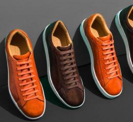 10 รองเท้าผ้าใบที่ดีที่สุดสำหรับใส่ทำงาน หนุ่มออฟฟิศต้องมีไว้!!