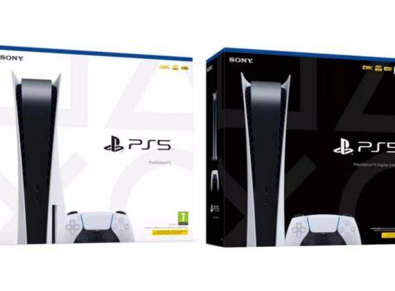 รวมคลิปการแกะกล่อง PS5 และ Astro's Playroom