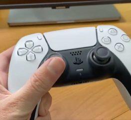 เผยส่วนประกอบภายในที่อยู่ในจอย DualSense