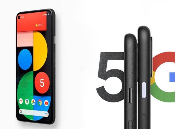 Google เปิดตัว Google Pixel 5 และ Google Pixel 4a 5G ราคาเริ่มต้นเพียง 15,800 บาท พร้อมรองรับ 5G