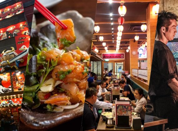 5 ร้านอิซากายะ สำหรับแฮงค์เอาท์สไตล์ญี่ปุ่นที่น่าไปที่สุดในช่วงนี้