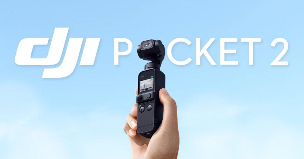 DJI Pocket 2 มาแล้ว พร้อมกล้องความละเอียดสูงสุด 64MP ถ่ายวิดีโอสูงสุด 4K 60fps