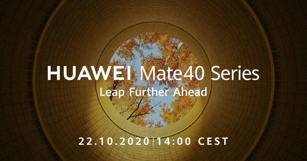 Huawei เตรียมเปิดตัวสมาร์ตโฟนรุ่นใหม่ในวันที่ 22 ตุลาคมนี้