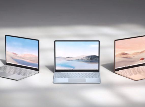 Microsoft Surface Laptop Go น้องเล็กสเปกครบ ในราคาเริ่มต้น 17,500 บาท
