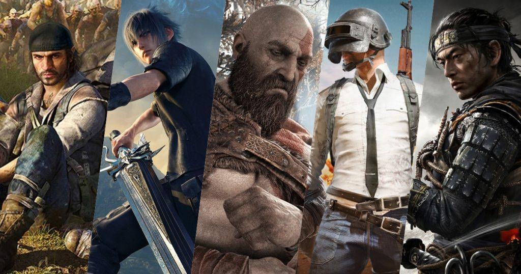 10 เกมจาก PS4 ที่ถูกอัปเกรดเพิ่มเฟรมเรตบน PS5