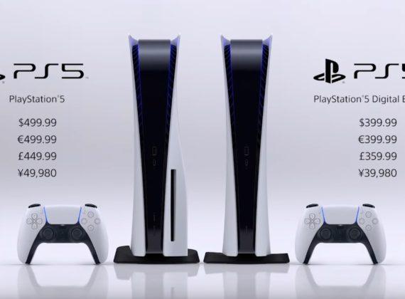 PS5 ถูกตั้งราคาเอาไว้ตั้งแต่ช่วงต้นของการพัฒนาแล้ว