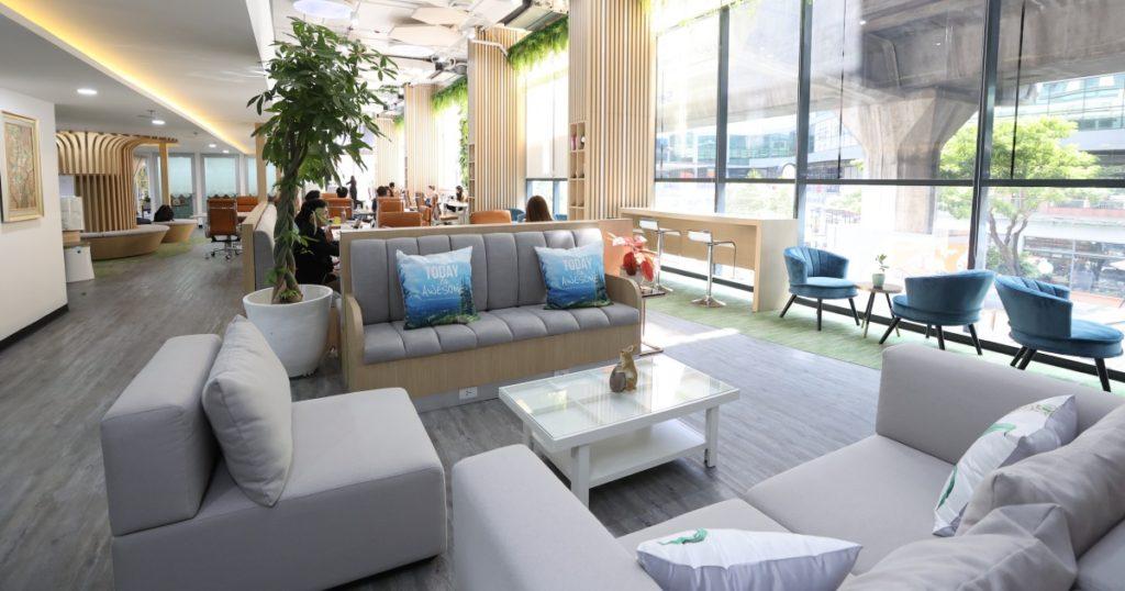 The Urban Office สถานที่ทำงานยุคใหม่แบบไฮบริด เปิดตัวโคเวิร์กกิ้งสเปซสาขาใหม่ล่าสุด ตอบโจทย์สตาร์ทอัพไทย
