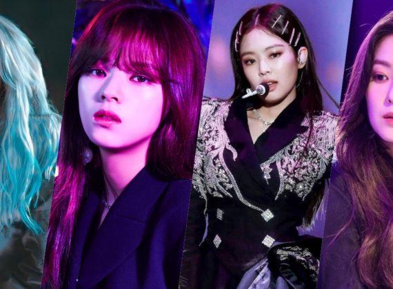 ทำเนียบ 10 ราชินี K-pop ประจำปี 2020